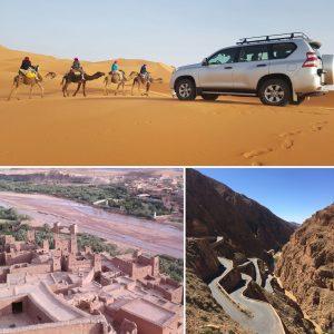 Morocco Luxury Tours. Casablanca tours