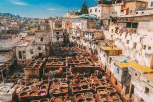 Marrakech & Fes